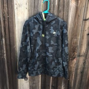 Russell | Athletic Camo Hoodie